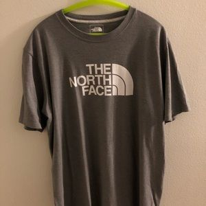 Grey T-shirt with design
